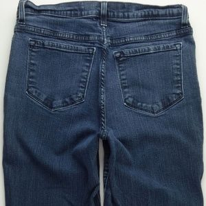 NYDJ High Rise Waist BootCut Jeans Women 10  A321J